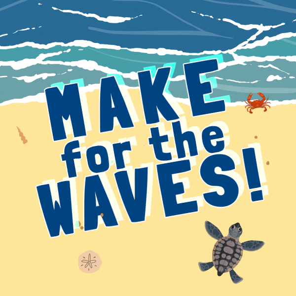 Make for the Waves